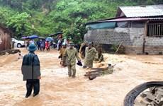 Thủ tướng yêu cầu khẩn trương khắc phục hậu quả mưa lũ tại Hà Giang