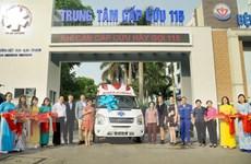 Doanh nghiệp Hoa Kỳ tại Việt Nam hỗ trợ nâng cao năng lực y tế TP.HCM