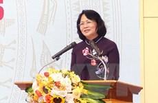 Phó Chủ tịch nước: Thi đua yêu nước phải thiết thực, hiệu quả