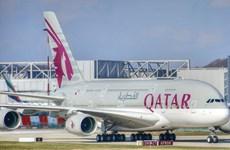 Qatar Airways yêu cầu 4 nước vùng Vịnh đền 5 tỷ USD vì đóng không phận