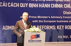 Doanh nghiệp châu Âu lạc quan về môi trường kinh doanh tại Việt Nam