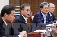 Tổng thống Hàn Quốc cải tổ ban thư ký, Hội đồng an ninh quốc gia