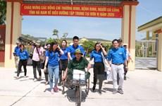 TTXVN tổ chức nhiều hoạt động kỷ niệm 73 năm Ngày Thương binh-Liệt sỹ