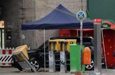 Đức: Lao xe vào đám đông khiến nhiều người bị thương tại thủ đô Berlin