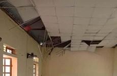 Ảnh hưởng, thiệt hại do động đất tại các tỉnh Sơn La, Thanh Hóa