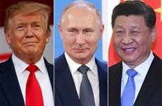 Financial Times: Trung Quốc soán ngôi Nga thành đối thủ số 1 của Mỹ