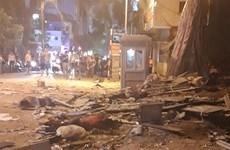 Hà Nội: Sập giàn giáo tại 18 Nguyễn Công Trứ, 3 người tử vong tại chỗ