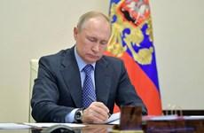 Ông Putin ký luật coi vi phạm toàn vẹn lãnh thổ như chủ nghĩa cực đoan