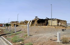 Iran bác bỏ nguyên nhân cơ sở hạt nhân Natanz bị tấn công từ bên ngoài