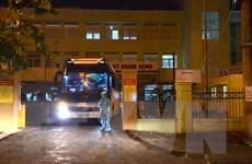 Việt Nam thêm 12 ca dương tính mới, tổng cộng có 558 ca mắc COVID-19