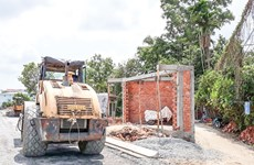 """Cần Thơ: Lúng túng xử lý nhà """"siêu mỏng"""" sau các dự án cải tạo đô thị"""