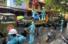 """Bộ Y tế làm việc về phòng chống dịch tại """"điểm nóng"""" Quảng Nam"""