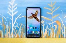 Google chính thức giới thiệu bộ ba điện thoại Pixel 4a, 4a 5G và 5a