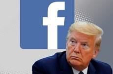 Facebook gỡ bài đăng của Tổng thống Trump về virus SARS-CoV-2