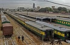 Pakistan phê chuẩn dự án đường sắt trị giá 6,8 tỷ USD với Trung Quốc