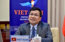 Việt Nam kêu gọi các nước tăng cường hợp tác chống khủng bố, tội phạm