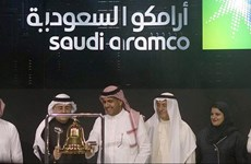 Lợi nhuận của tập đoàn năng lượng Aramco giảm 73% do giá dầu thấp