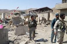 Afghanistan: Nổ lớn gây thương vong ở thủ đô Kabul