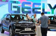 Geely nỗ lực trở thành hãng ôtô toàn cầu đầu tiên của Trung Quốc