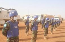 9 binh sỹ mũ nồi xanh Campuchia dương tính với virus SARS-CoV-2