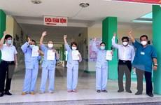 Dịch COVID-19: Bệnh nhân số 409 ở Phú Quốc được công bố khỏi bệnh