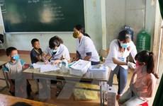 Đắk Lắk: Bệnh bạch hầu có dấu hiệu gia tăng, 33 ca tại 13 xã