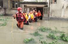 Trung Quốc: Tỉnh Tứ Xuyên nâng mức ứng phó lũ khẩn cấp