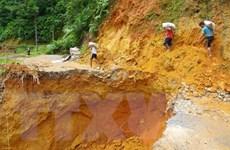 Mưa lớn kéo dài gây sạt núi, 3 người tử vong tại Lai Châu, Quảng Ninh