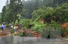 Mưa lũ tiếp tục gây thiệt hại về người và tài sản ở Lào Cai