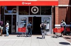Mỹ: Hãng bán lẻ Target ghi nhận doanh số tăng mạnh nhất trong 58 năm