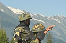 Ấn Độ rút 10.000 binh sỹ, đàm phán với Trung Quốc về vấn đề biên giới
