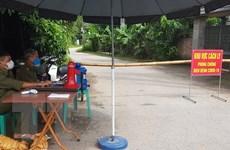 Phú Thọ: Dỡ các trạm giãn cách xã hội ở 2 xã Khải Xuân và Võ Lao