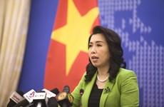 [Video] Việt Nam kêu gọi duy trì hòa bình ổn định, an ninh ở Biển Đông