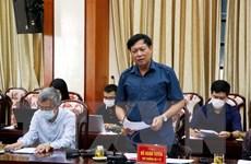 Ban Chỉ đạo Quốc gia kiểm tra công tác phòng, chống dịch tại Hải Dương