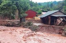 Vùng núi Bắc Bộ và Trung Trung Bộ đề phòng rủi ro thiên tai do mưa lớn