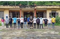 Quảng Ninh: Bắt 11 người Trung Quốc bị truy nã, nhập cảnh trái phép