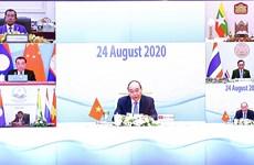 [Video] Thúc đẩy hợp tác Mekong-Lan Thương vì sự thịnh vượng chung