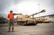 Mỹ và Ba Lan kết thúc tập trận bảo vệ châu Âu DEFENDER-Europe 20