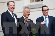 Mỹ-Trung đối thoại trực tuyến về thỏa thuận thương mại song phương