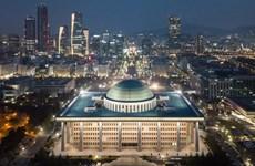 Hàn Quốc khử trùng tòa nhà Quốc hội sau khi phát hiện ca mắc COVID-19