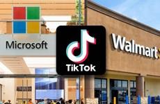 Tập đoàn bán lẻ Walmart bắt tay với Microsoft để mua lại TikTok