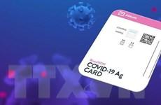 Mỹ mua toàn bộ 150 triệu xét nghiệm nhanh COVID-19 mới của Abbott Labs