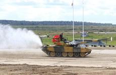 Luật thi bán kết của đội tăng Việt Nam tại Army Games 2020