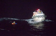 Đắm tàu, 42 thủy thủ mất tích ngoài khơi Nhật Bản do bão Maysak