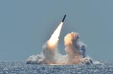 Thông tin về khả năng Triều Tiên phóng tên lửa đạn đạo từ tàu ngầm