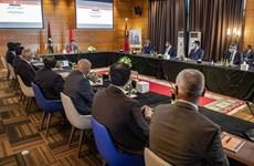 Các bên xung đột tại Libya bắt đầu đối thoại hòa bình tại Maroc