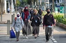Giảm phát do COVID-19 đẩy Indonesia đến bờ vực suy thoái kinh tế