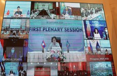 AIPA 41: Chủ tịch Quốc hội Campuchia chia sẻ chiến lược phát triển