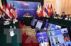 Ngoại trưởng Malaysia thảo luận về nỗ lực xây dựng cộng đồng ASEAN