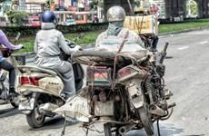 [Video] Hà Nội nghiên cứu thí điểm hỗ trợ đổi xe máy cũ sang xe mới